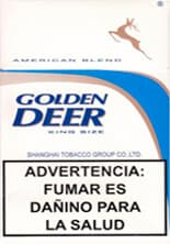 Golden Deer azul