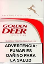 Golden Deer rojo